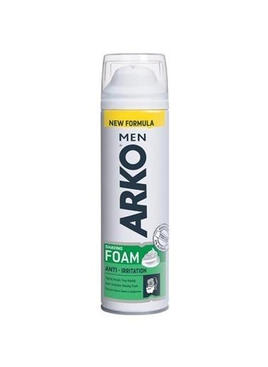 Marka Arko Men Traş Köpüğü Antı-Irrıtatıon Tahriş Karşıtı 200 Ml Renksiz